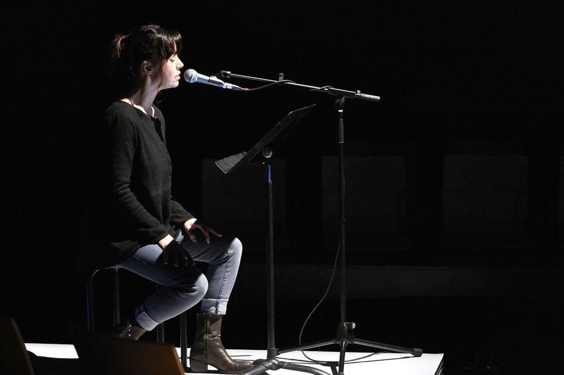 """Texte de Christophe Tostain, """"Le mensonge du singe"""" mis en voix"""